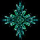 Pine Cross by Sandra Moore