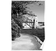 Harbour Walk - Sydney Harbour Poster