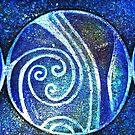 Triple Moon -Goddess Design by Firebane