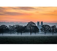 Beverley Minster Photographic Print