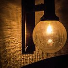 Illuminated Sphere by James Bovington