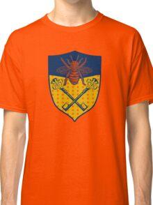 Key and Bee Emblem Classic T-Shirt
