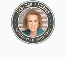Elect Carly Fiorina Unisex T-Shirt