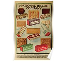Advertisements Photoplay Magazine July through December 1919 0148 National Biscuit Company Nabisco Poster
