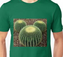 Mickey Mouse Barrel Cactus Unisex T-Shirt