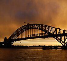Bridge @ dusk by danjc7