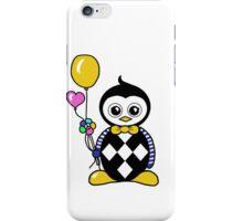 Percy the cute penguin iPhone Case/Skin