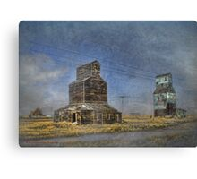 High Plains Giants Canvas Print