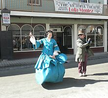Street Performers -Sovereign Hill by judygal