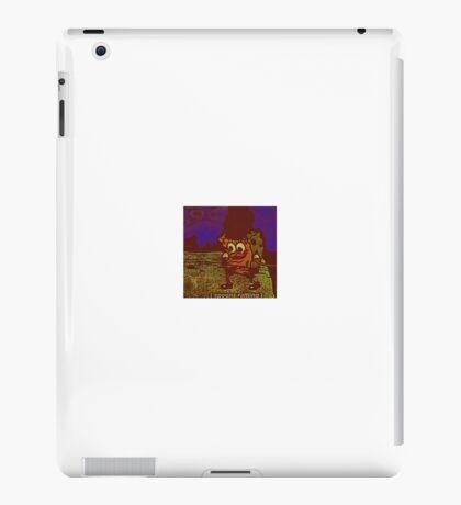 rattle iPad Case/Skin