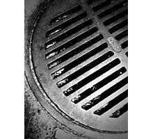 Drainage - 1 Photographic Print