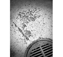 Drainage - 2 Photographic Print