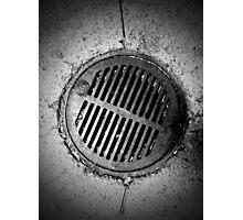 Drainage - 3 Photographic Print