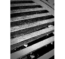Drainage - 4 Photographic Print