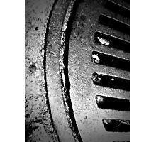 Drainage - 6 Photographic Print