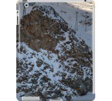 Winter on Kitzsteinhorn 33 iPad Case/Skin