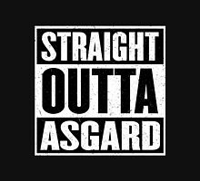 Straight Outta Asgard - Avenging the Hood - Movie Mashup - Geek Humor & Comics Unisex T-Shirt