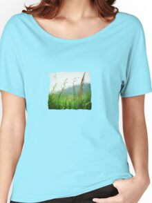 In the Meadow - JUSTART © Women's Relaxed Fit T-Shirt