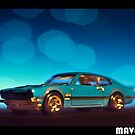 Ford Maverick by Daniel Wills