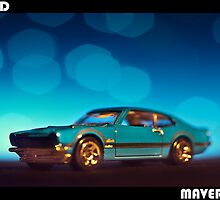 Ford Maverick by Daniel Wills