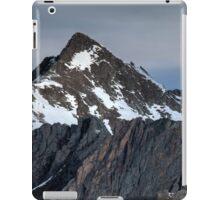 Winter on Kitzsteinhorn 38 iPad Case/Skin