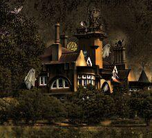 iandra castle HAUNTED by julie anne  grattan