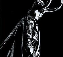 Loki by Katrina Paluso