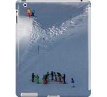 Winter on Kitzsteinhorn 39 iPad Case/Skin