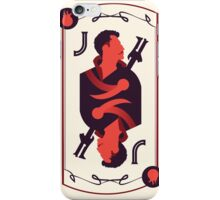 Jack of Mages iPhone Case/Skin