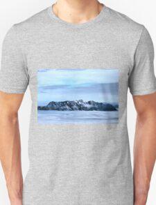 Winter on Kitzsteinhorn 44 Unisex T-Shirt
