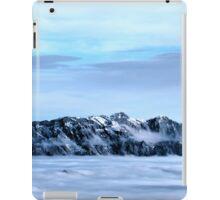 Winter on Kitzsteinhorn 44 iPad Case/Skin