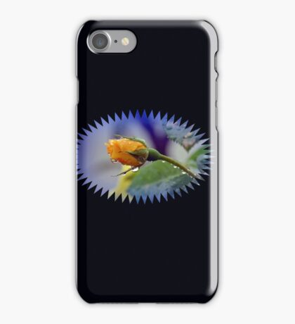 Yellow Rosebud.. iPhone Case/Skin