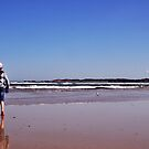 Down by the Sea, Anglesea, Great Ocean Road by petejsmith