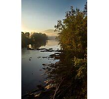 Clinch River Sunrise Photographic Print