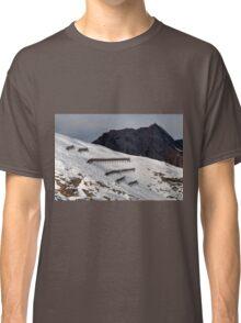 Winter on Kitzsteinhorn 48 Classic T-Shirt
