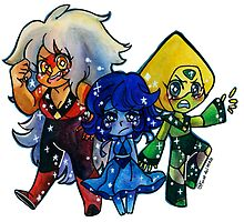 We....are the homeworld gems! by Forze del Male