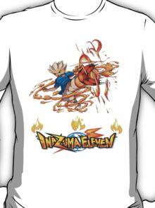 Axel Blaze-FireBall Screw (Bakunetsu Screw) T-Shirt