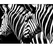 African Chess Photographic Print