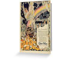 Advertisements Photoplay Magazine February through June 1921 0006 Djer Kiss Greeting Card