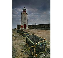 Lybster, Caithness, Scotland Photographic Print