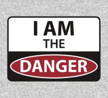I Am The Danger One Piece - Long Sleeve