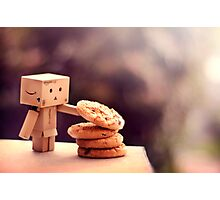 Cookie Danbo? Photographic Print