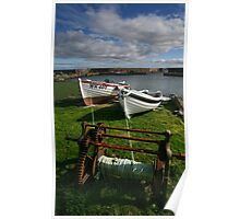 Reay, Caithness, Scotland Poster
