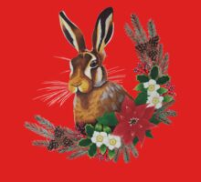 Christmas Hare Kids Clothes