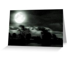 Nature's Night Light © Greeting Card
