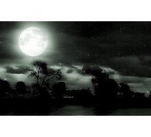 Nature's Night Light © Photographic Print