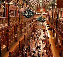 the strand arcade, sydney by mellychan