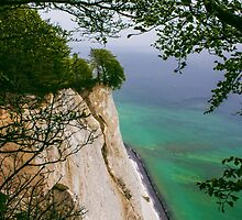 The cliffs of Moen, south of Copenhagen, DENMARK by Atanas Bozhikov Nasko