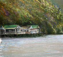 Lugarno: Georges River by Tom Godfrey