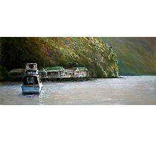 Lugarno: Georges River Photographic Print